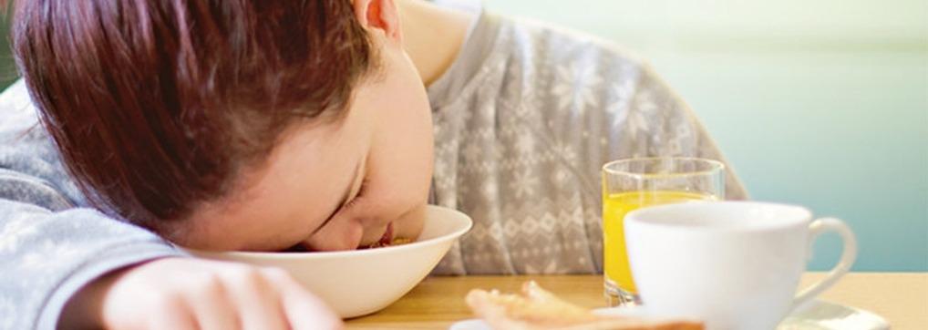 Хроническая усталость. Нехватка питания