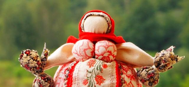 Кукла-мотанка как оберег. Сакральное значение