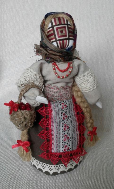 Кукла-мотанка. Что это такое и как сделать своими руками.