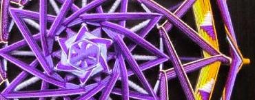 С чего начать плетение мандалы?