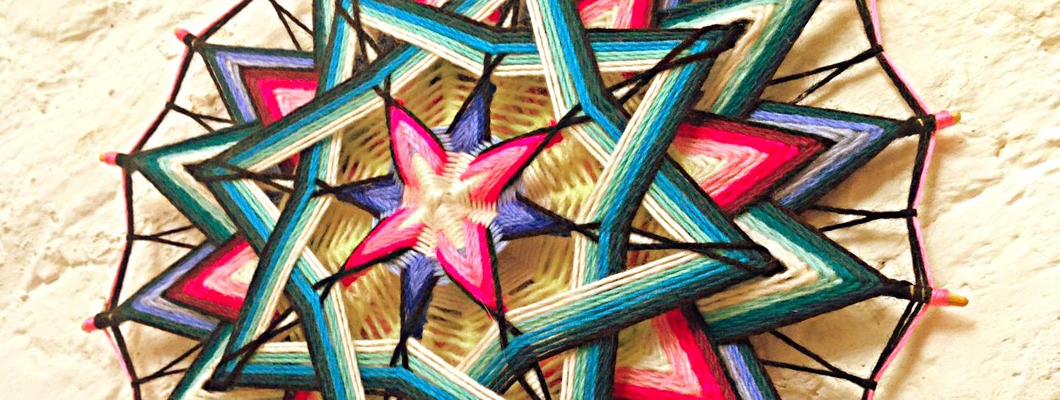 Плетение мандалы. С чего начать?