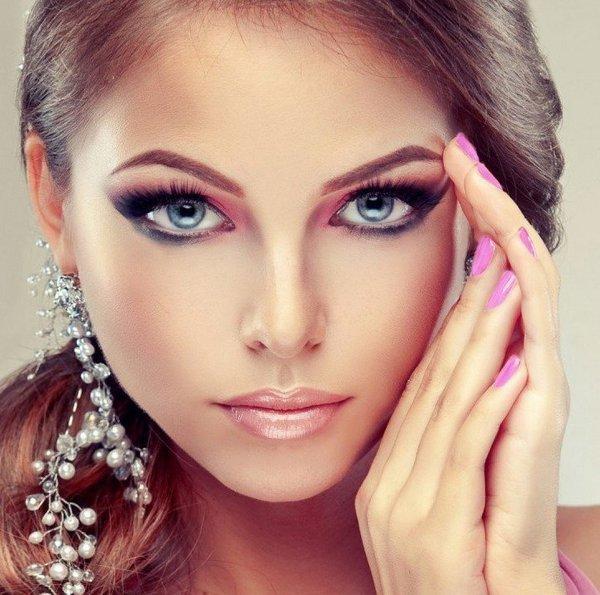 Праздничный макияж. Как нанести макияж за 10 минут и выглядеть безупречно