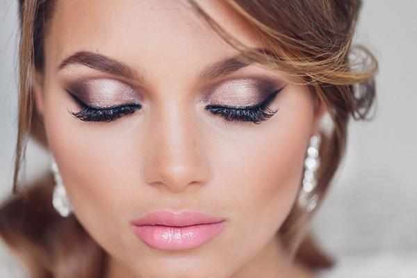 Вечерний макияж. Как нанести макияж за 10 минут и выглядеть безупречно