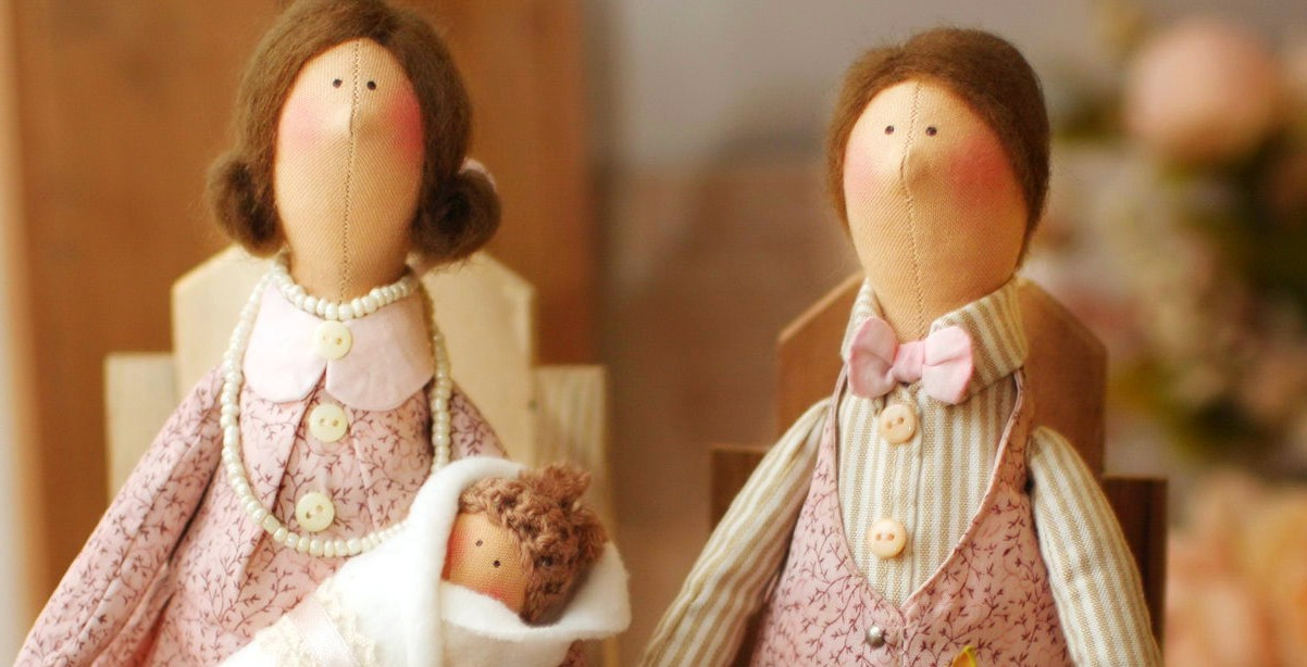 Кукла Тильда. Основы. Мастер классы
