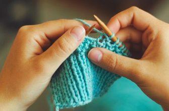 Чем полезно вязание