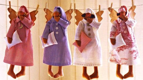 Пошив куклы Тильды