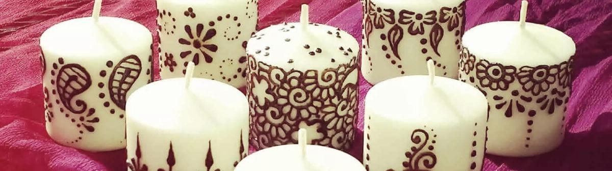 С чего начать заниматься изготовлением свечей?
