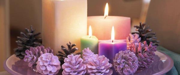 Техника безопасности в изготовлении свечей