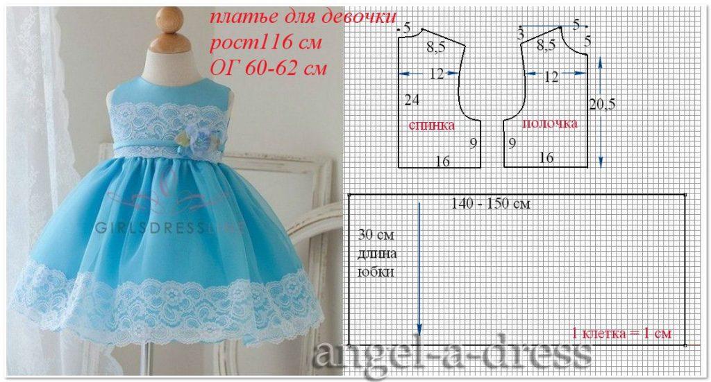 Основы кройки и шитья. Платье