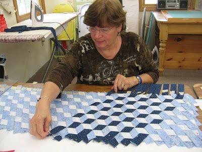 Пэчворк и квилтинг: лоскутное шитье для начинающих